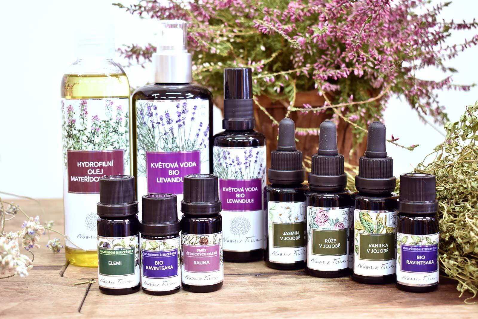 Nobilis Tilia Aromaterapie