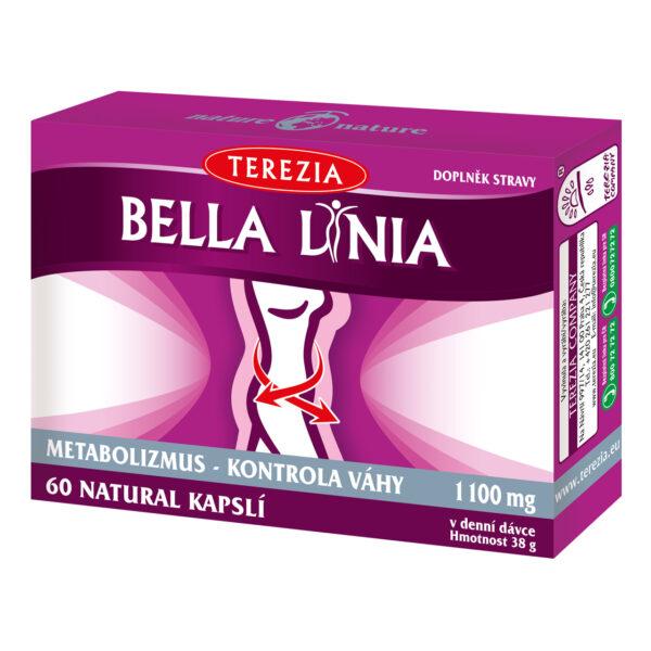 BELLA LINIA 60 kapslí 1