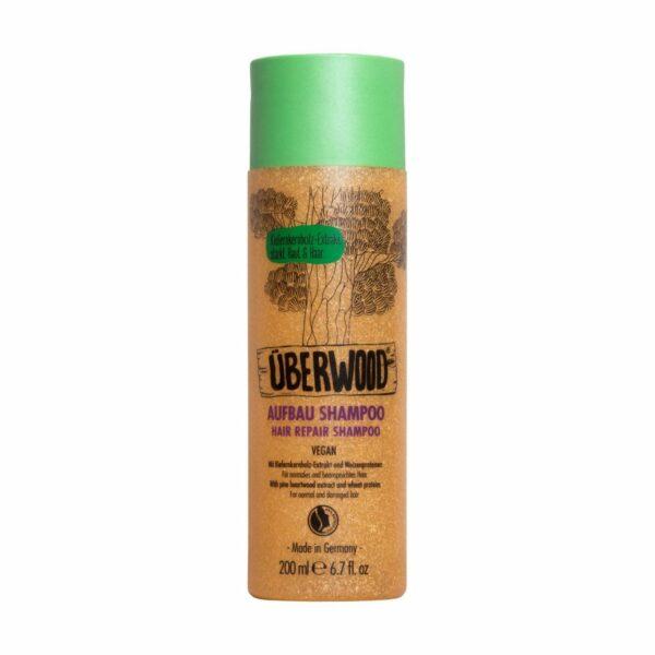 Šampon regenerační 200 ml VEG pro normální a poškozené vlasy 1