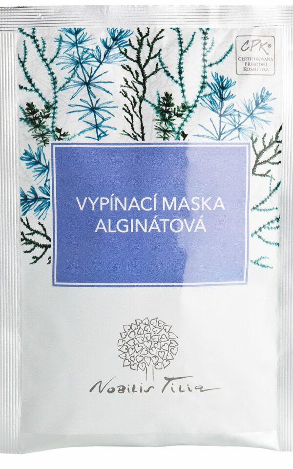 Vypínací maska alginátová 1