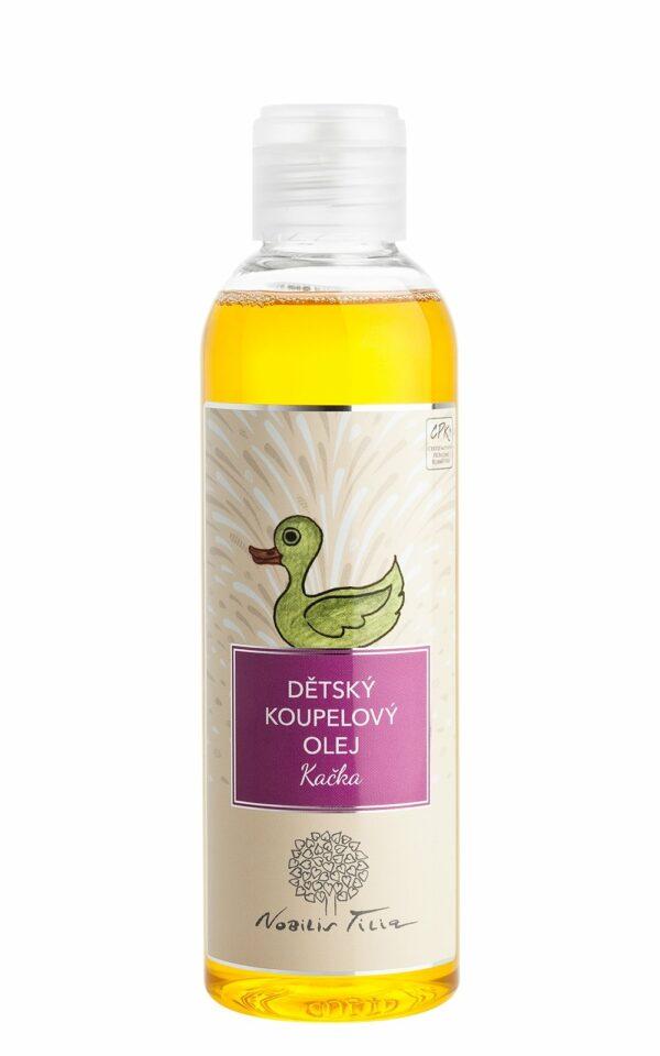 Dětský koupelový olej Kačka 200ml 1