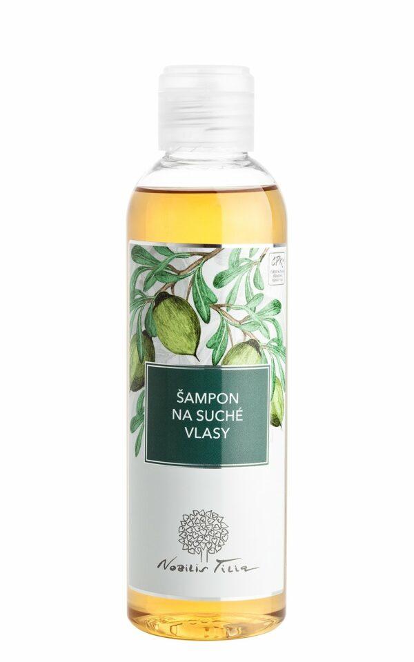 Šampon na suché vlasy 200ml 1