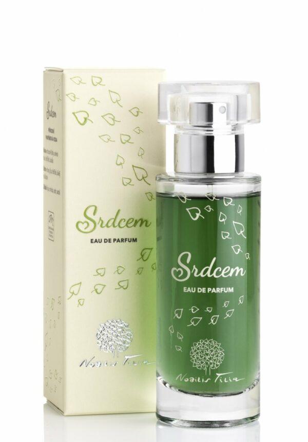 Přírodní parfémová voda Srdcem 30 ml 1