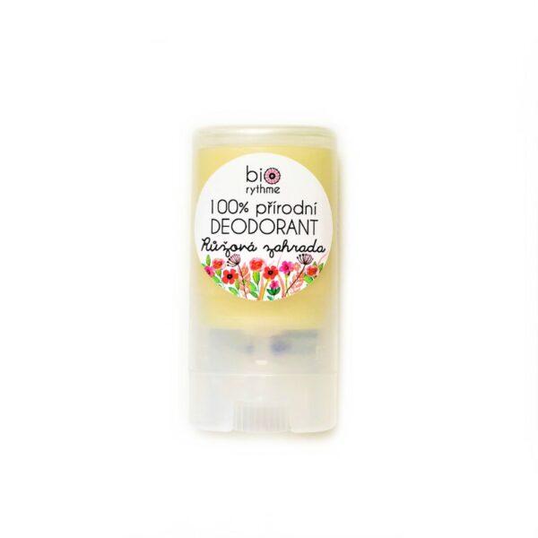 100% přírodní deodorant Růžová zahrada (malý) 1