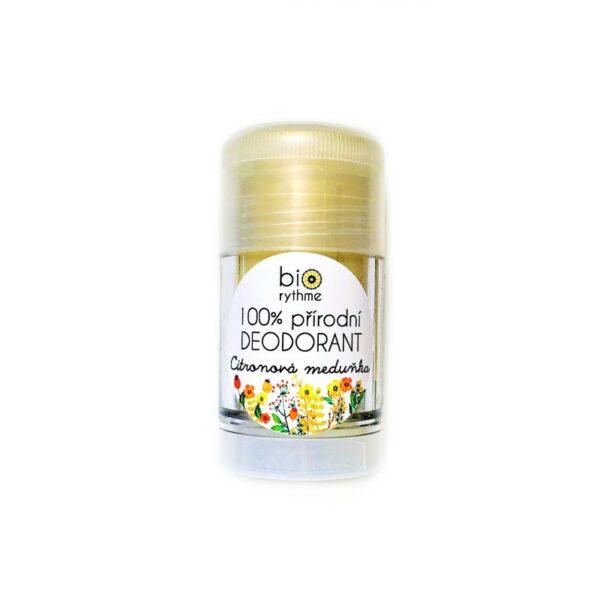 100% přírodní deodorant Citronová meduňka (velký) 1