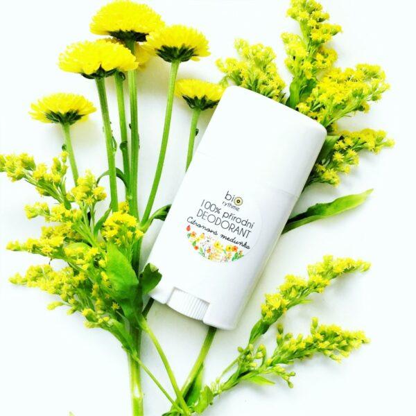 Výhodný XXL deodorant Citronová meduňka 60g 2