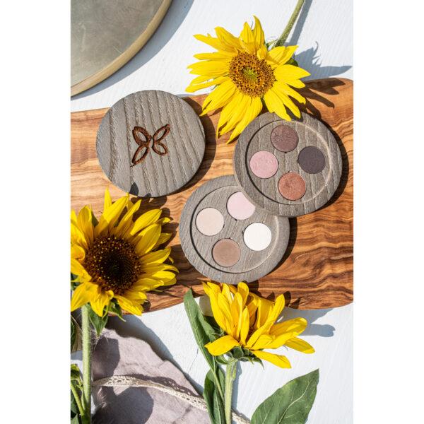 Organická paletka Gypsy - Earth Collection 8 x 1,8 g 2