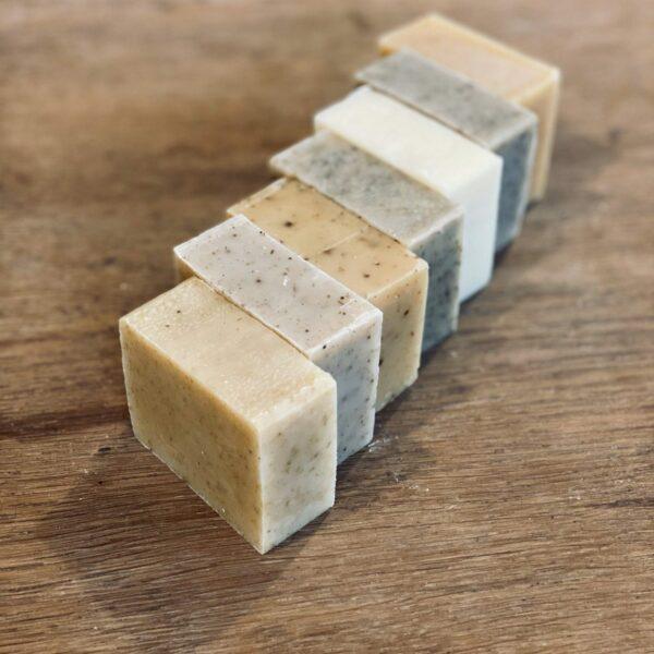 Ibiškové mýdlo se skořicí 105g 2