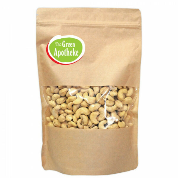 Kešu ořechy jádra natural 500g 1