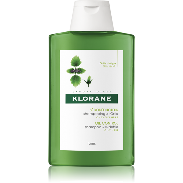 Klorane Šampon s výtažkem z kopřivy 200ml 1