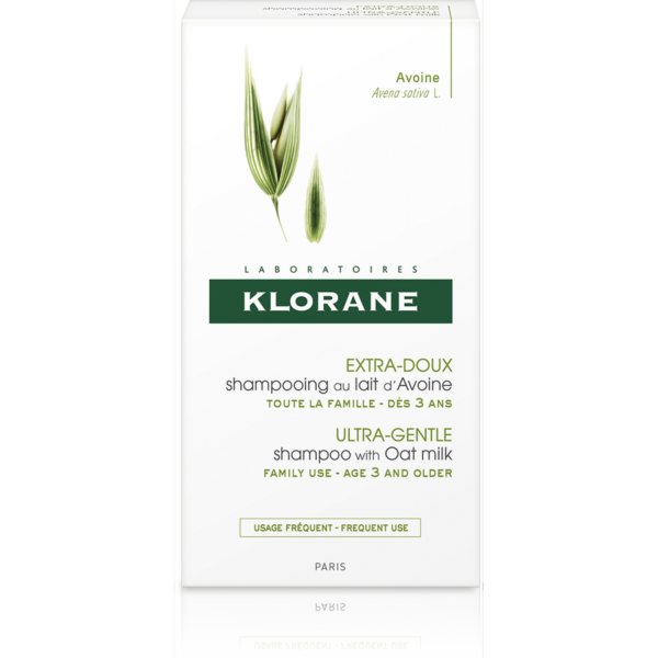 Klorane Šampon s ovesným mlékem 200ml 2