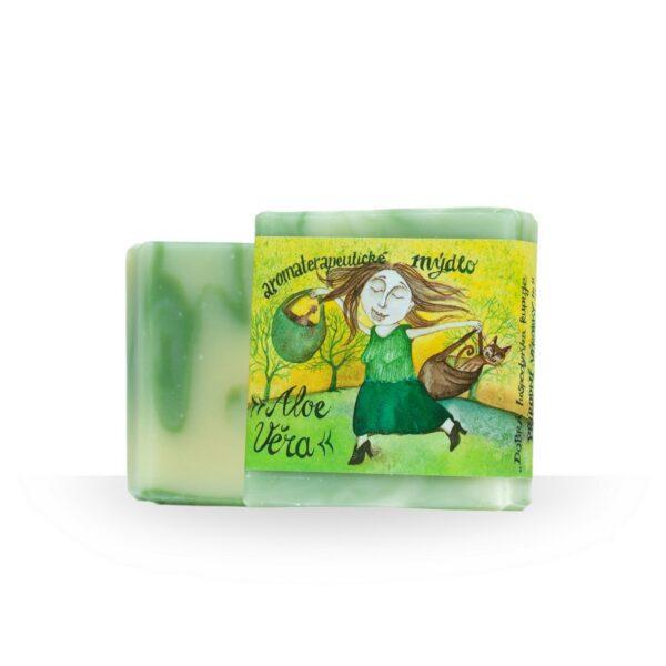 Mýdlo Aloe Věra 90g 1