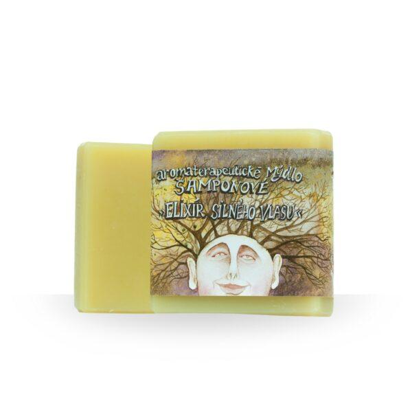 Mýdlo Elixír silného vlasu 90g 1