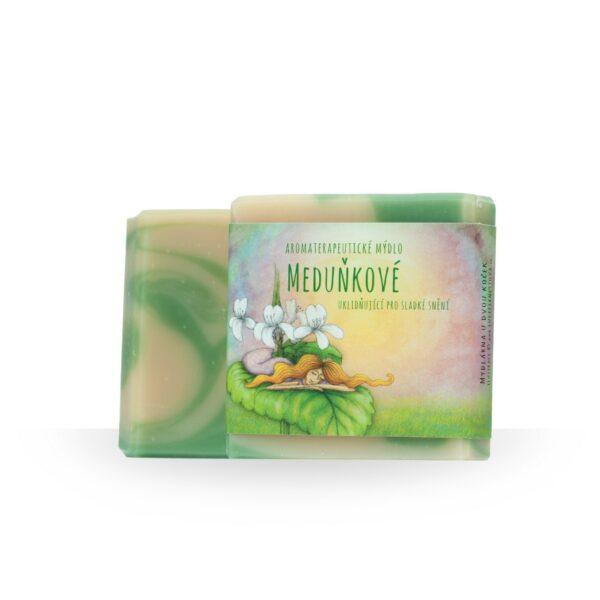 Mýdlo Meduňkové 90g 1