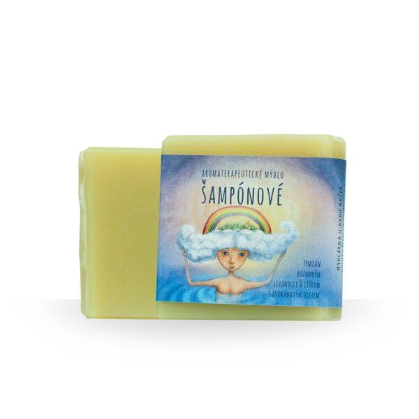 Mýdlo Šamponové 90g 1