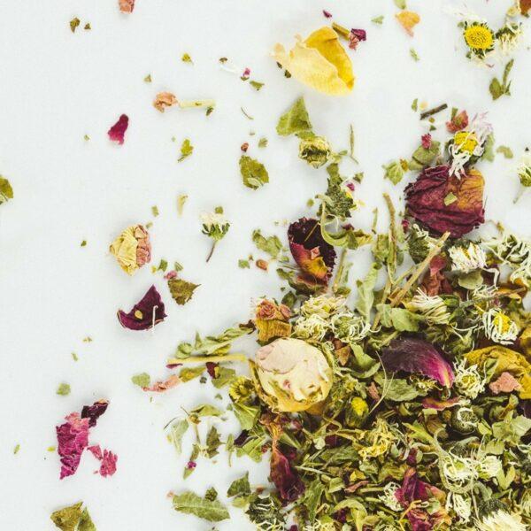 Čajová směs Květový ženský 50g 1