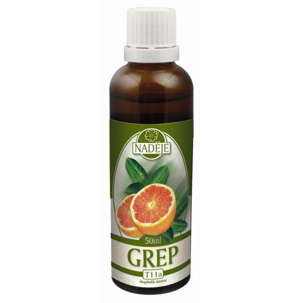 Grapefruit /Grep/ 50 ml - tinktura 1