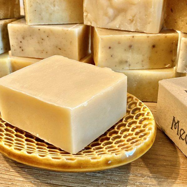 Zdravovláska med šamponové mýdlo 105g 1