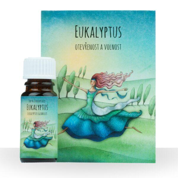 Éterický olej Eukalyptus 10ml 1