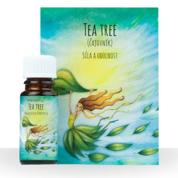 Éterický olej Tea tree (čajovník) 10ml 1