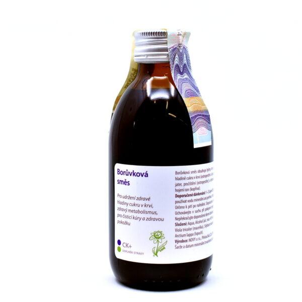 Borůvková směs CK+ 200ml 1