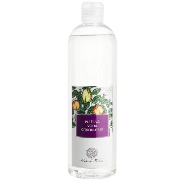 Pleťová voda Citron-grep 500ml 1