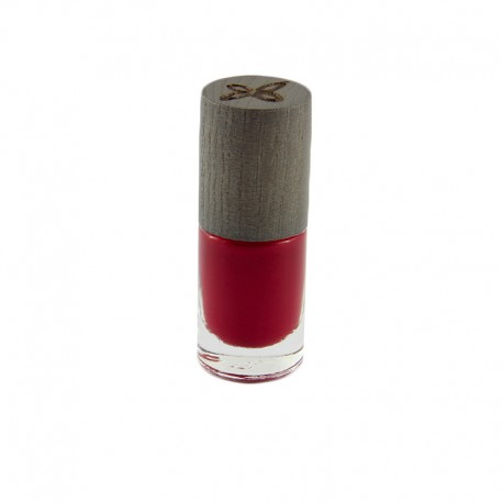 Lak na nehty 55 The Red One - lesklý tmavě červený 6ml 1