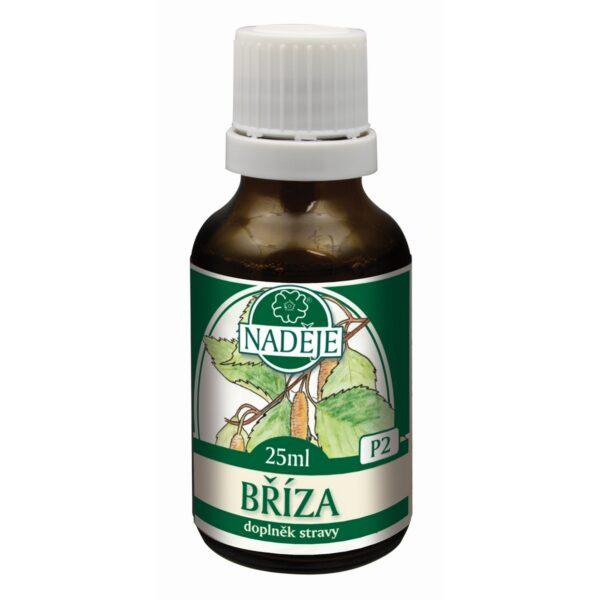 Bříza - tinktura z pupenů 25 ml 1