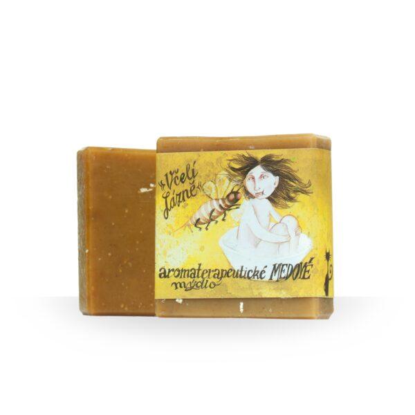 Mýdlo Včelí lázně 90g 1