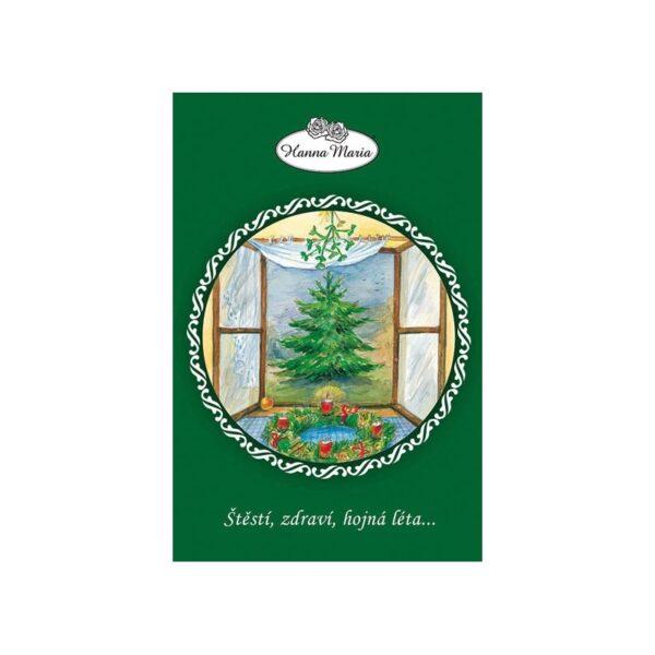 Mini čokoláda Vánoční strom 20g 1