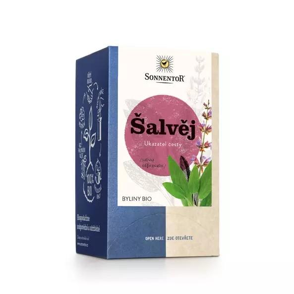 Šalvěj bio, Salvia officinalis 18g 1