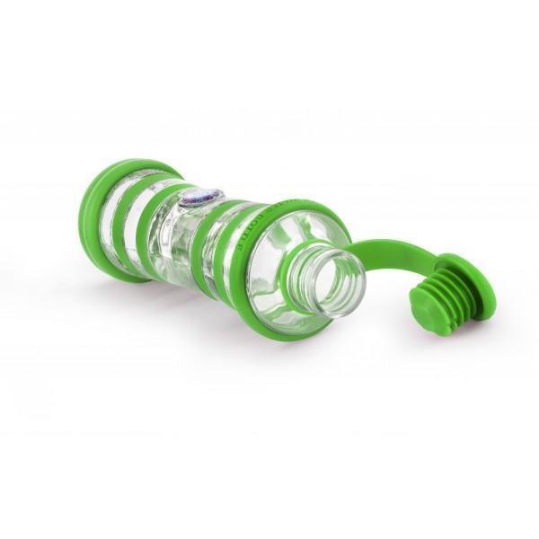 I9 láhev zelená- harmonie 650ml sklo 3