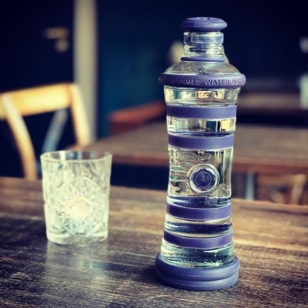 I9 láhev indigo- intuice 650ml sklo 1