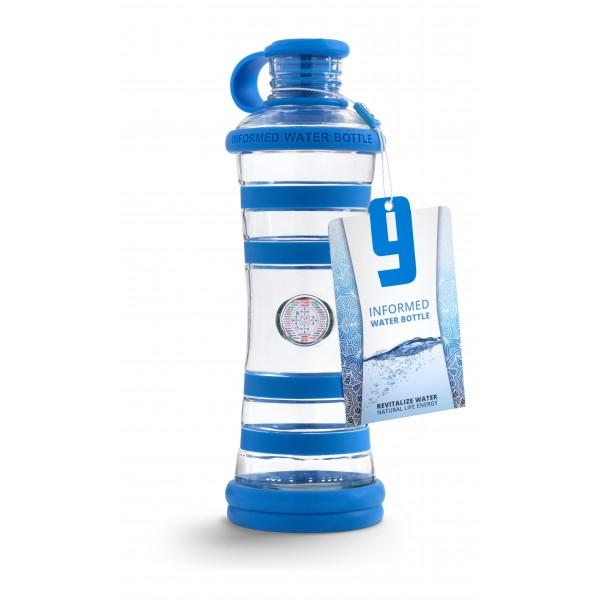 I9 láhev modrá- relax 650ml sklo 2