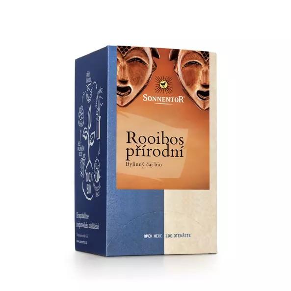 Rooibos přírodní bylinný čaj bio 20g 1