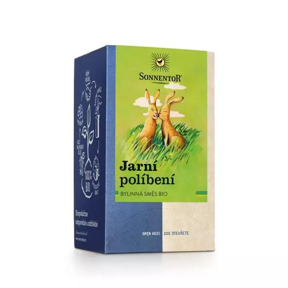 Jarní políbení bylinná směs bio 27g 1