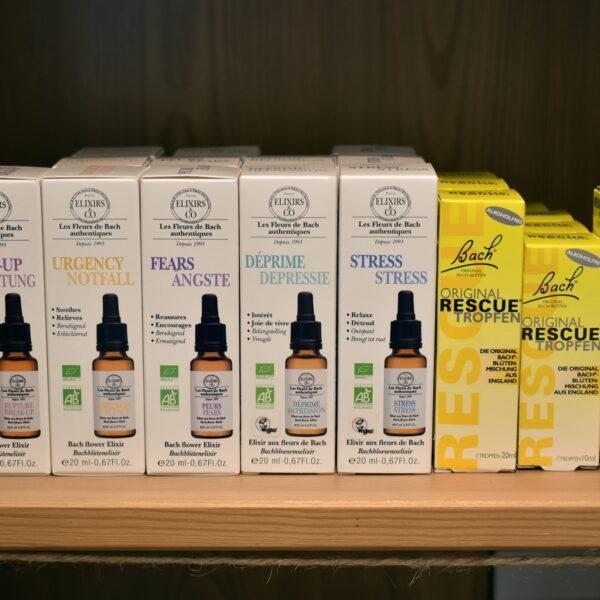 BIO-BACHOVKY Anti-stres květová esence 20 ml 4