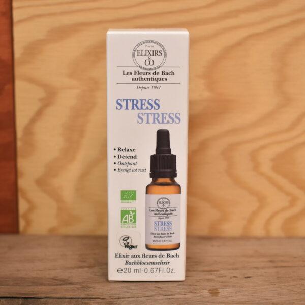 BIO-BACHOVKY Anti-stres květová esence 20 ml 1