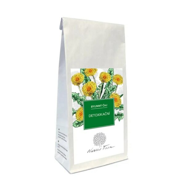 Čaj detoxikační 50g 1