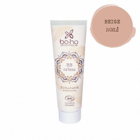 Organický BB krém 03 Beige Rose - běžovo růžový 30ml 1