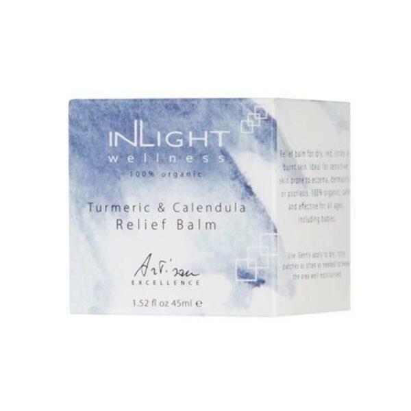 Inlight Bio Relief balzám na suchou a svědící kůži 45ml 2