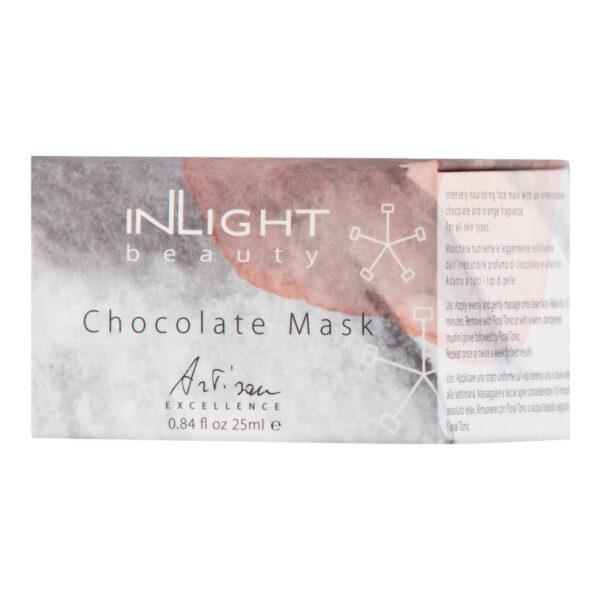 Inlight Bio čokoládová maska 25ml 3